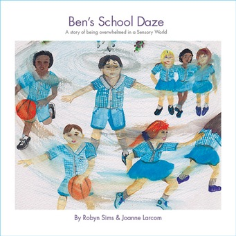 Ben's School Daze Book