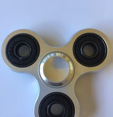 Fidget Spinner  – Silver