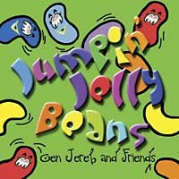 Jumpin' Jellybeans -CD