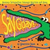Say G'Day – Sensory Integration through Rhythm and Song –  CD