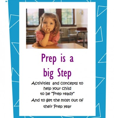 "E-Book ""Prep is a Big Step"""